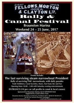 Rally Canal Festival