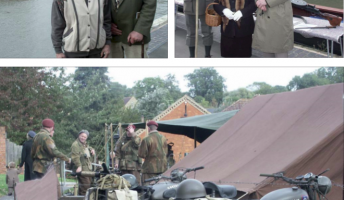 War Weekend Stoke Breurne