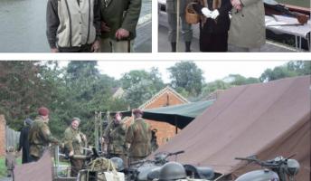 War Weekend Stoke Breurne